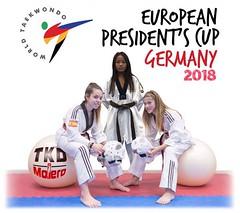 El próximo mes de febrero tres de nuestras atletas participarán el la European President Cup Childrens !!! Las cuarto primeras de cada peso clasifican directamente para el campeonato de Europa !!! El camino es difícil pero no será por no intentarlo !!! Al