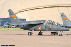 E101 314-TT - E101 - French Air Force - Dassault-Dornier Alpha Jet E - RIAT 2007 Fairford - 070714 - Steven Gray - IMG_7217