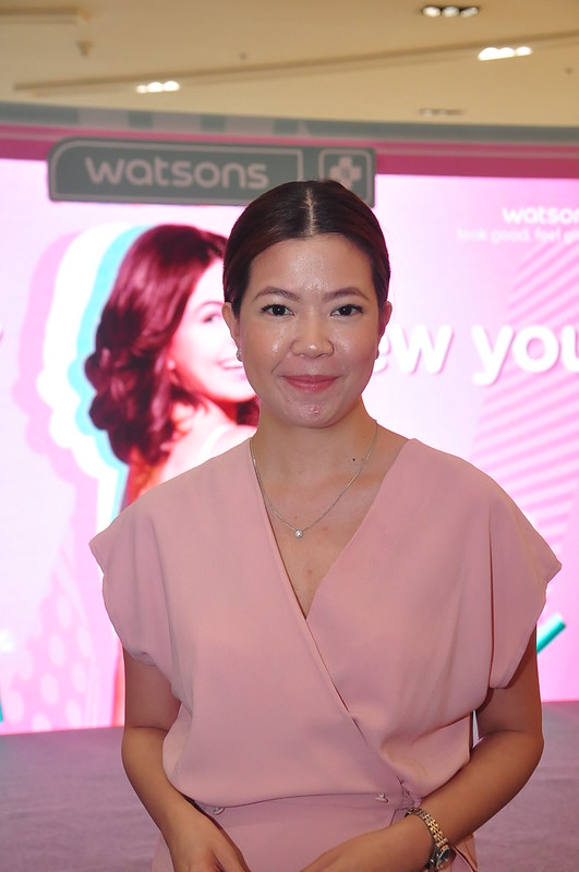Karen Fabres - Watsons Group Marketing Manager