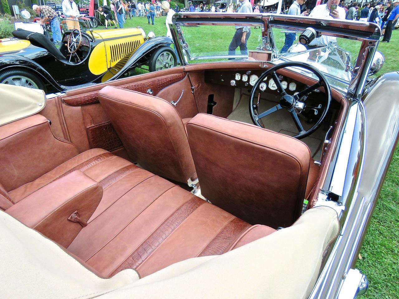Delage D8S Cabriolet 8