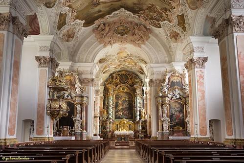 Benediktinerabtei Metten | Niederbayern