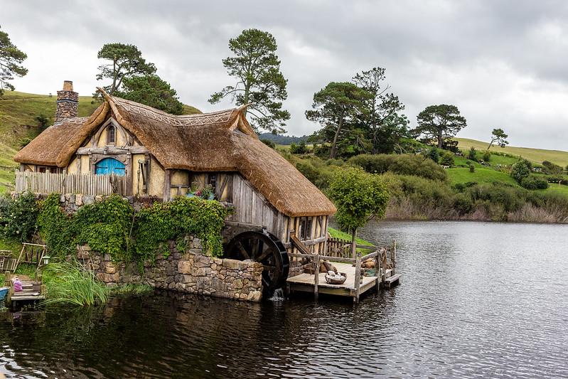 Hobbiton Watermill
