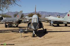 40+49 - 0049 - German Air Force - Dassault-Dornier Alpha Jet A - Pima Air and Space Museum, Tucson, Arizona - 141226 - Steven Gray - IMG_8794