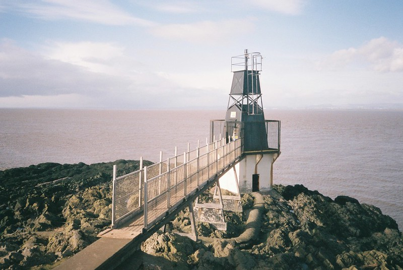 Portishead lighthouse