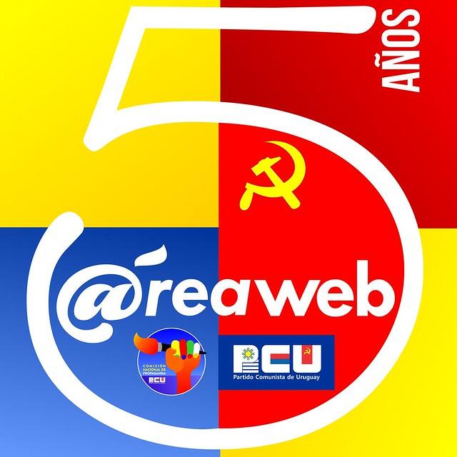 5 años del Área web del PCU