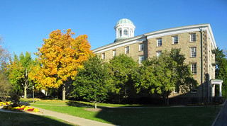 Brown Hall - Princeton Theological Seminary