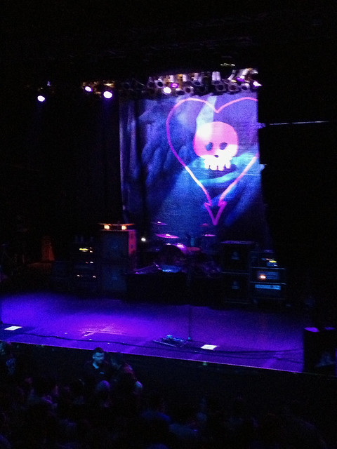 Bayside & Alkaline Trio @ The Electric Factory, Philadelphia, PA, 23 May 2013