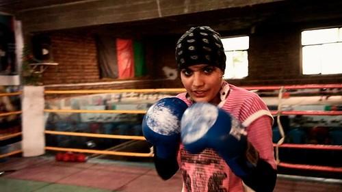 『ボクシング・フォー・フリーダム』