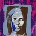 Anderson L'Inconnue de la Seine studies - blue streak