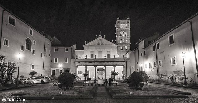Chiesa Rettoria di Santa Cecilia in Trastevere, Roma