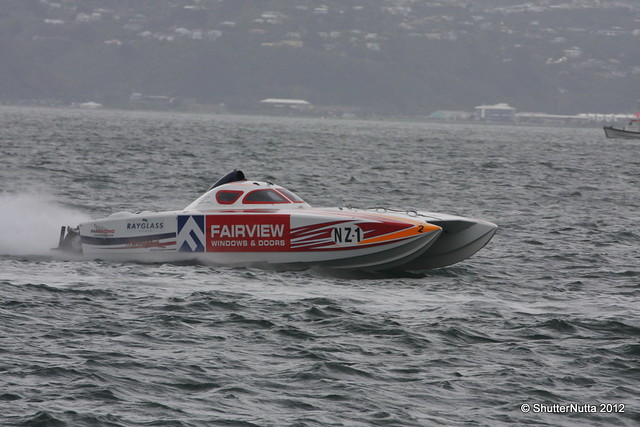Powerboat racing, Wellington 4-2012 (73), Canon EOS 40D, Tamron SP 70-300mm f/4.0-5.6 Di VC USD