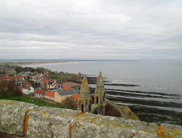 St Andrews From St Rule's