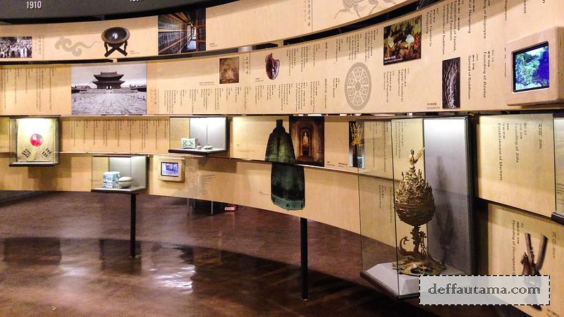 5 hari di Seoul - National Folk Museum of Korea 2