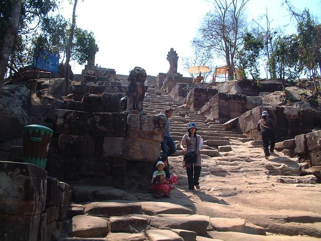 Prasat Preah Vihear, 16/02/2005