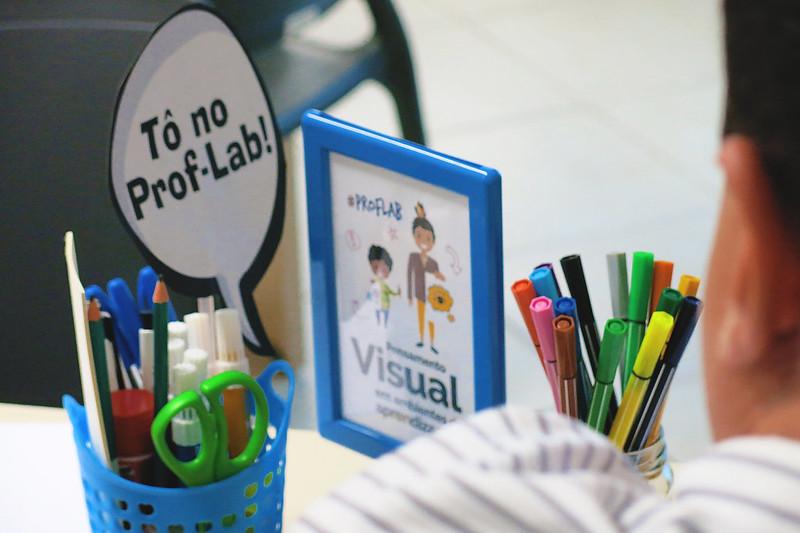 Prof-Lab no Senac - Edição Paulista