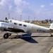 Beech D18S G-AYAH Gatwick 11-4-70