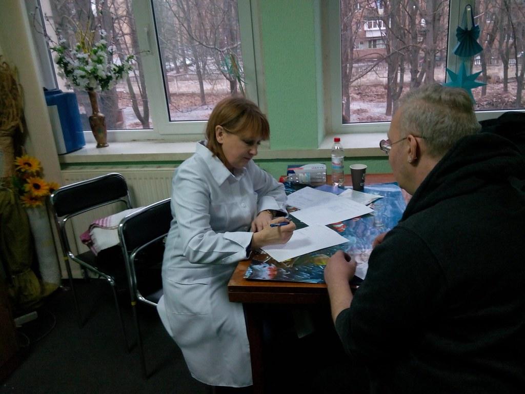 Прийом в дерматолога