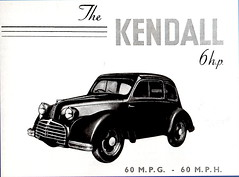 Kendall 6 h.p.