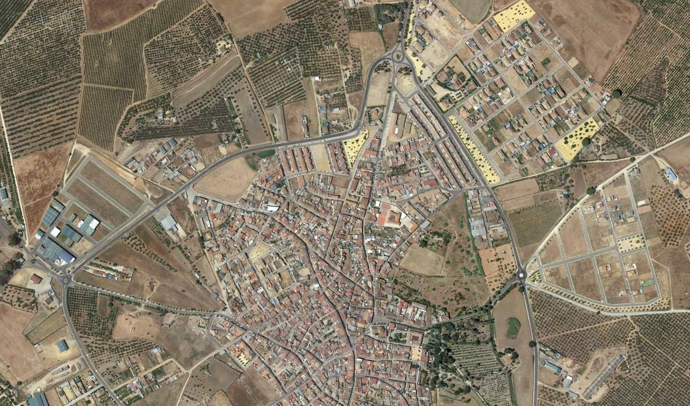 villamanrique de la condesa, sevilla, pueblos GP, después, urbanismo, planeamiento, urbano, desastre, urbanístico, construcción, rotondas, carretera