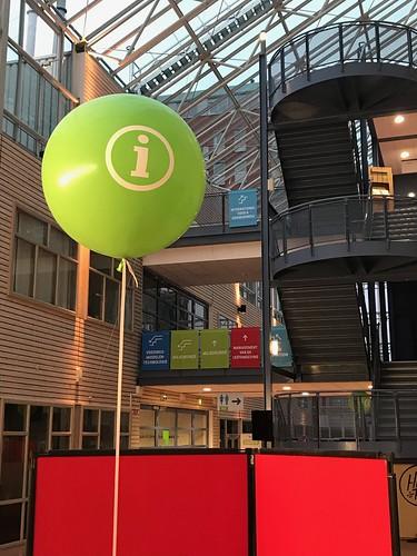 Cloudbuster Rond Bedrukt HAS Hoge School 's Hertogenbosch