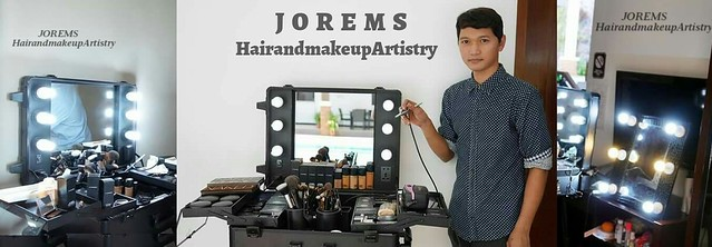 Jorems Hair and Makeup Artistry - Hair and Makeup Artist Manila, Tagaytay, Batangas, Paranaque, Muntinlupa, Alabang, Cavite, Laguna