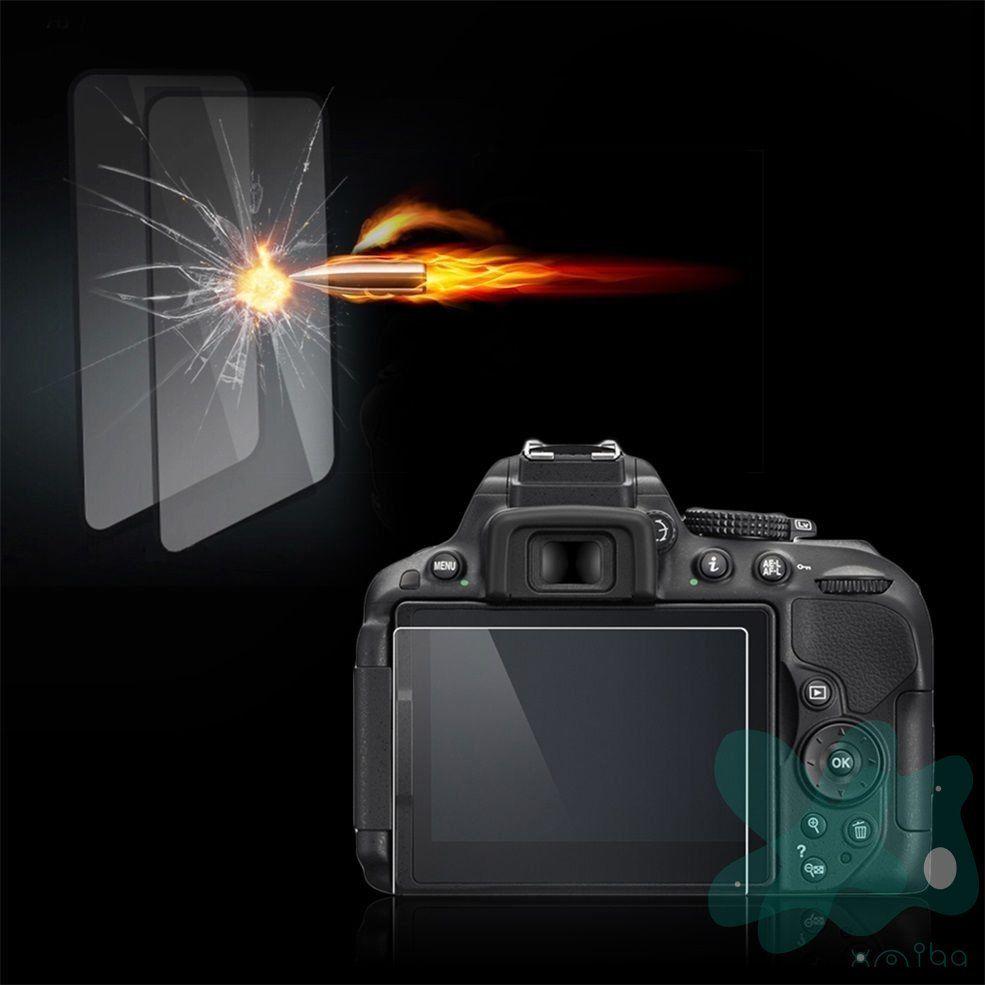 Ép kính cường lực từ tính  LYNCA  màn hình LCD HD cho Nikon D800 D810