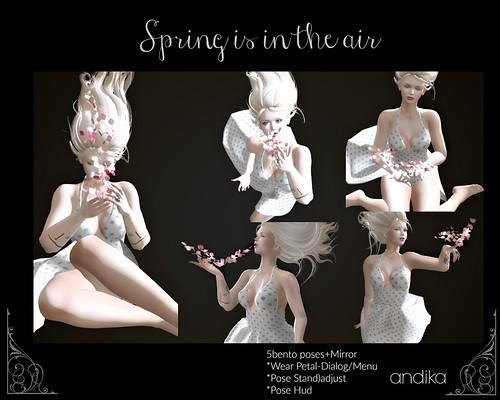 andika[Spring is in the air]Bento posepack-AD