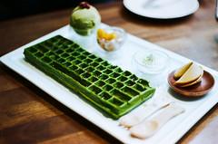 Cross Cafe 鍵盤鬆餅