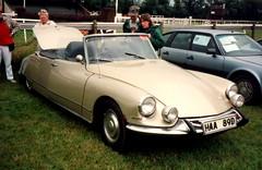 Citroën  DS21 Convertible (1966)