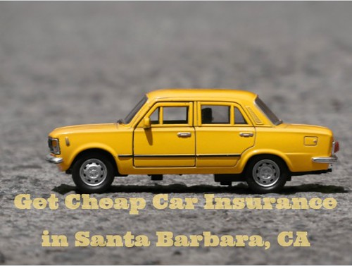 Get Cheap Car Insurance Santa Barbara, CA