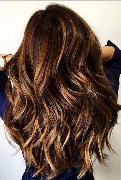brunette-balayage-hair-dye-esalon-ombre-hairstyle-coachella