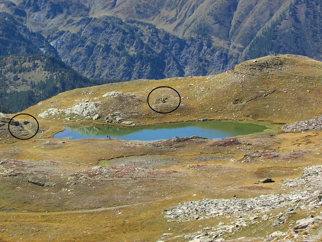 Il Lago dei Cannoni (Prali)