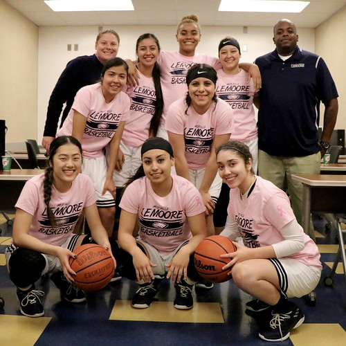 WHCL Coaches vs Cancer