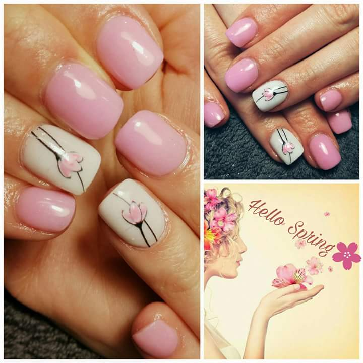Nail Art Ideas Spring 2018: 70+ Perfect Spring Manicure Ideas 2018 Styles