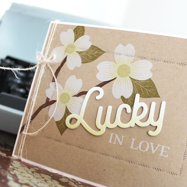 Lucky In Love Card 3