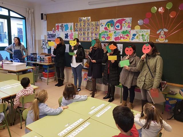 Proyecto Huerto Urbano (Infantil)
