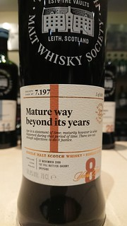 SMWS 7.197 - Mature way beyond its years