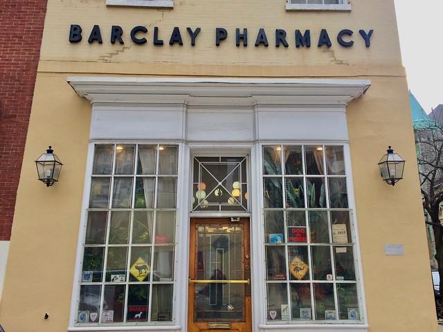 Barclay Pharmacy Philadelphia PA