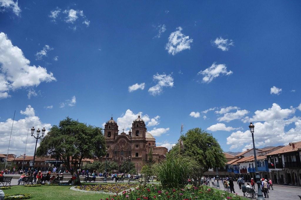 Cuzco - Plaza de Armas 2