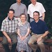Francis and Mary Giles family 60th anniversary