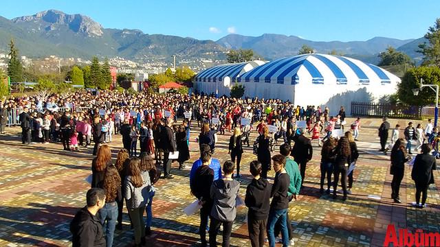 Bahçeşehir Koleji Bursluluk sınavı- Teşekkürler Alanya