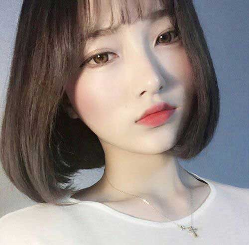 Bob Hair Models For Asian Women's 2018  2019 1