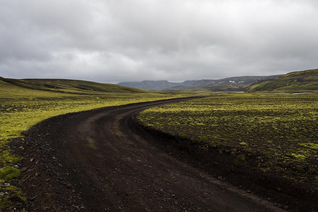 Road to Langisjór