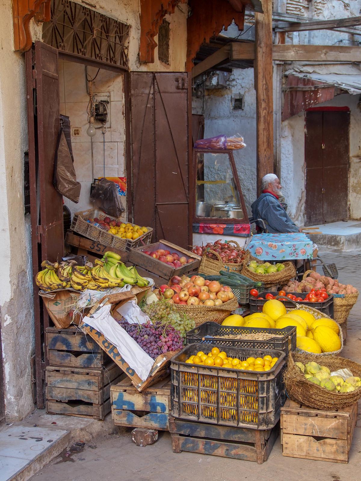 Unesco world heritage Fez Morocco