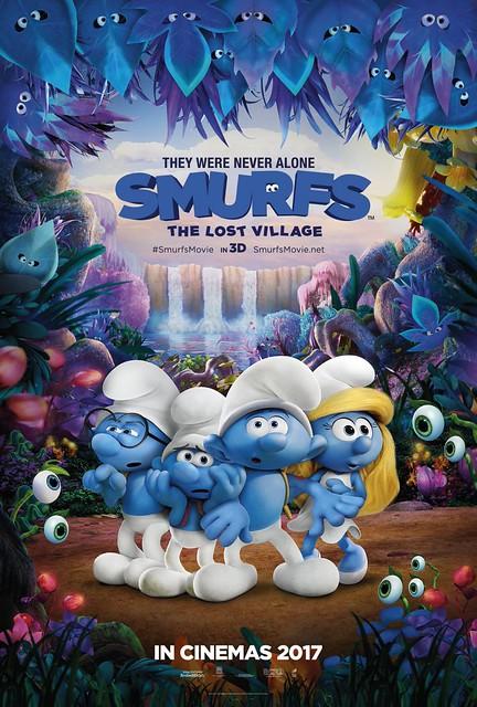 (2017) Smurfs The Lost Village