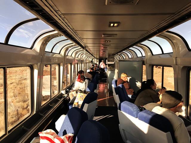 Train to Santa Fe
