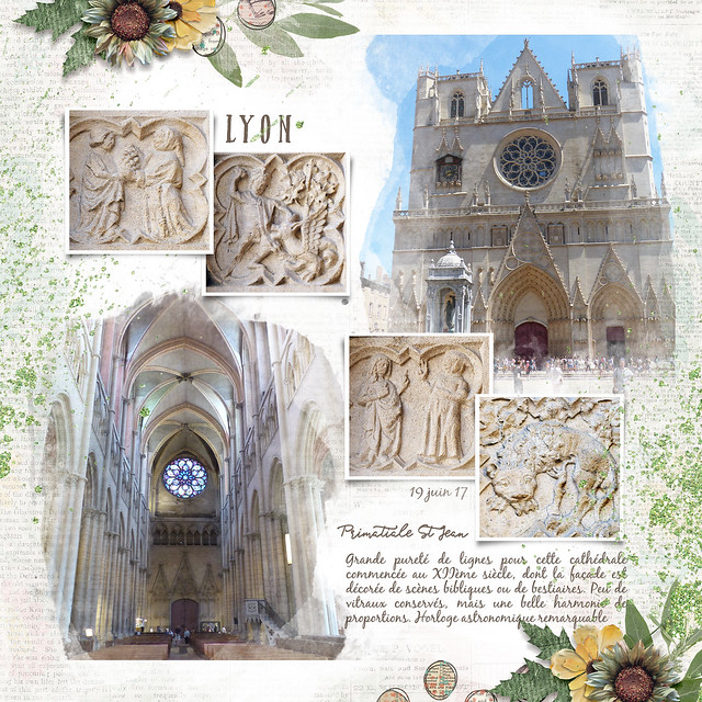 Lyon - Primatiale St Jean