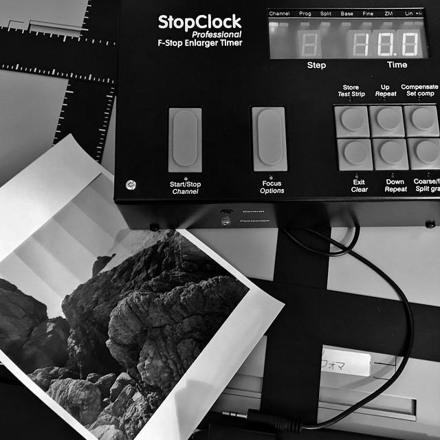 Stoppclock Pro