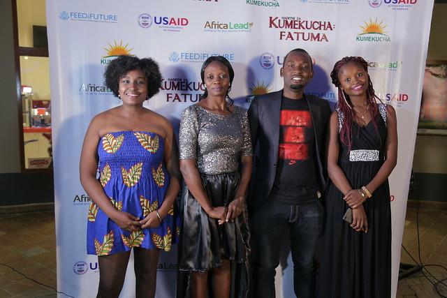 Hadithi Za Kumekucha - Fatuma Film Premiere