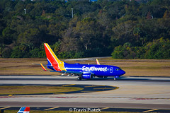 Southwest Airlines –  Boeing 737-7H4 N930WN @ Tampa International